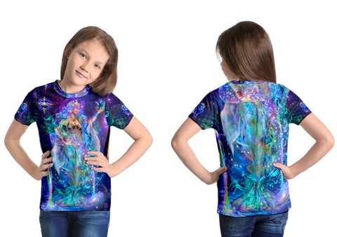 Aquarius Kids Tee