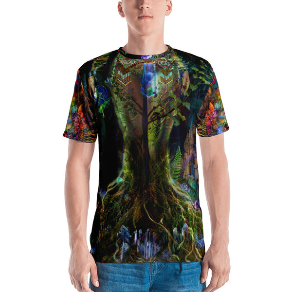 T-Shirt - Gaia the Earth Goddess (Elemental Series)