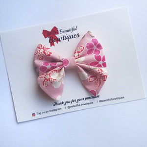 Sailor Bow Mini - Oriental Pink