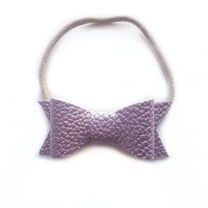 Audrey Bow / Pearl Purple