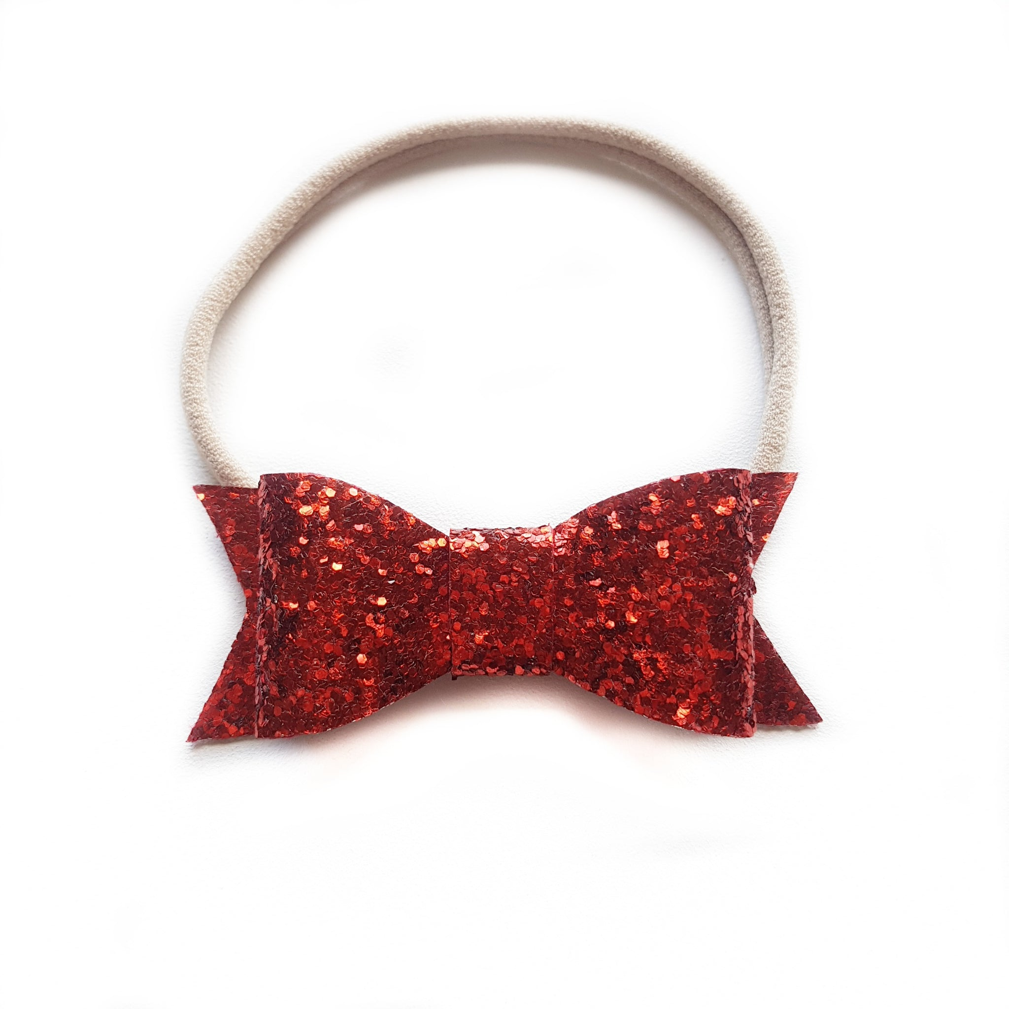Audrey Bow / Red Glitter