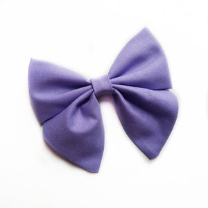 Sailor Bow / Purple