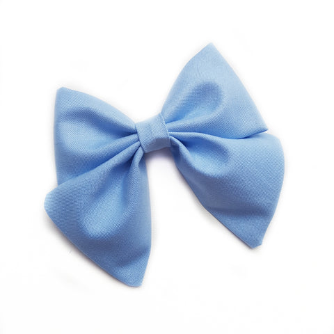 Sailor Bow / Light Blue