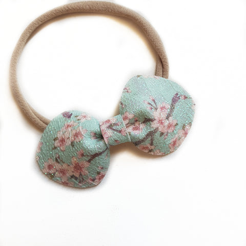 Arabella Bow / Floral Blossom