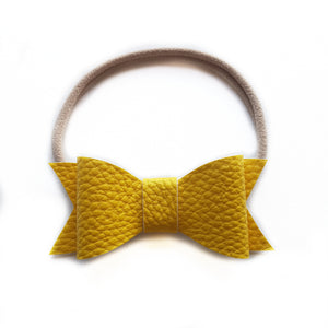 Audrey Bow / Sunshine Yellow
