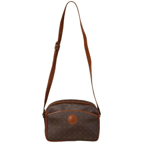 Genuine Leather Cross-body Bag