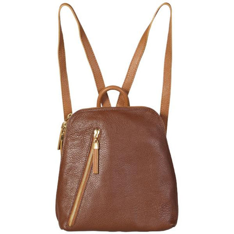 Stylish Brown Backpack / Rucksack