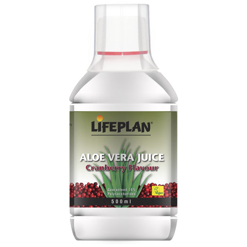Aloe & Cranberry Juice 500ml