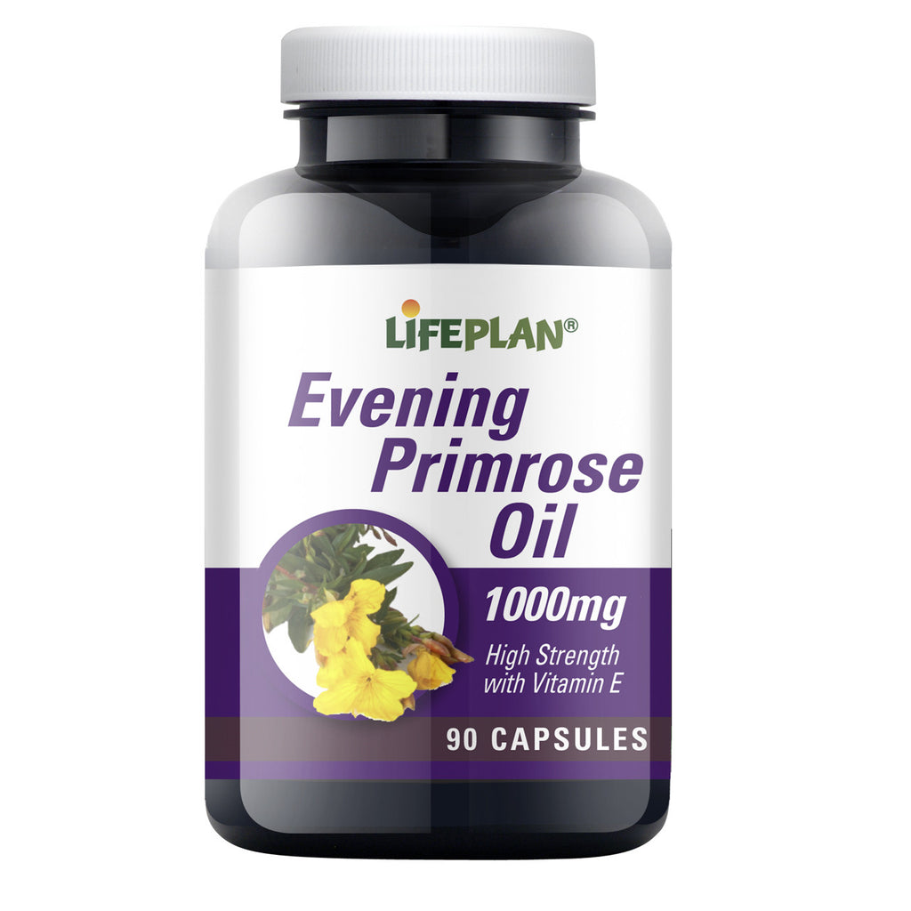 Evening Primrose Oil 1000mg 90 caps