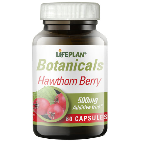 Hawthorn Berry 60 capsules