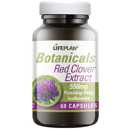 Red Clover Extract 550mg 60 caps