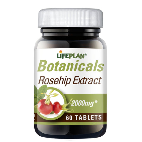 Rosehip 2000mg 60 Tablets