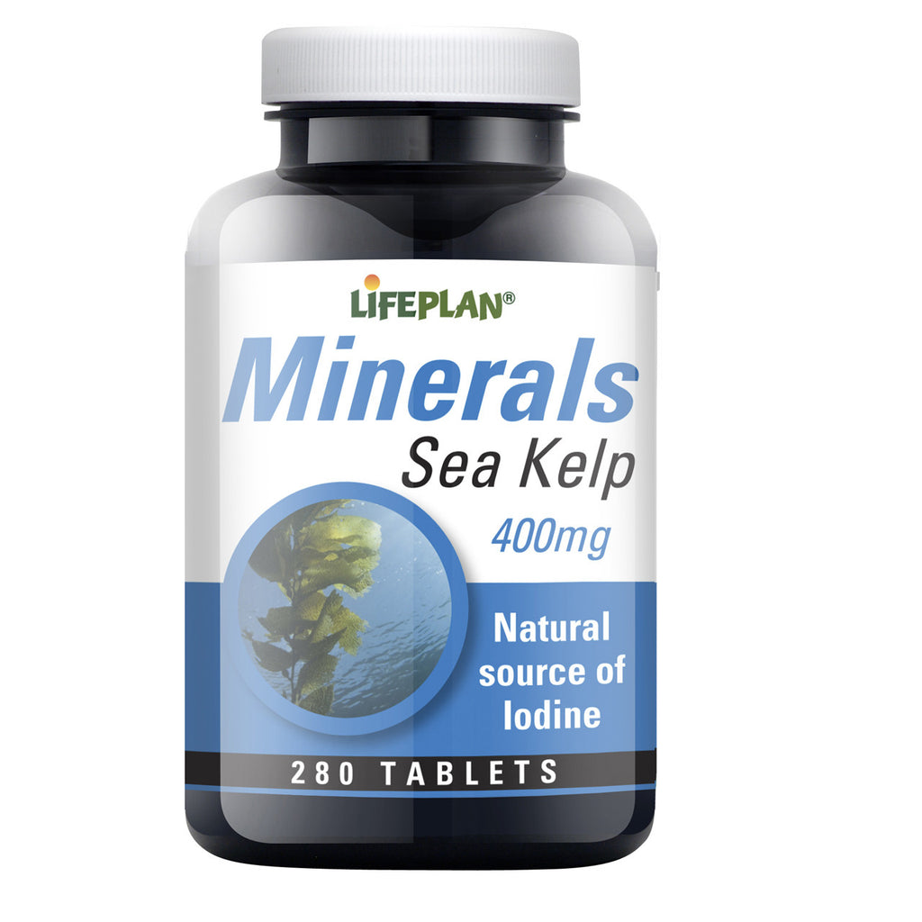 Sea Kelp 400mg 280 tabs