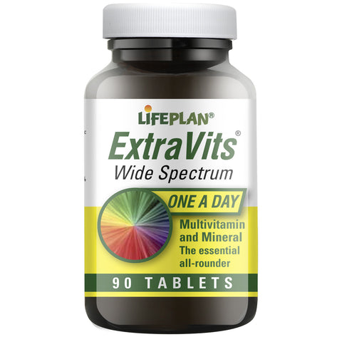 Extravits Wide Spectrum 90 tablets