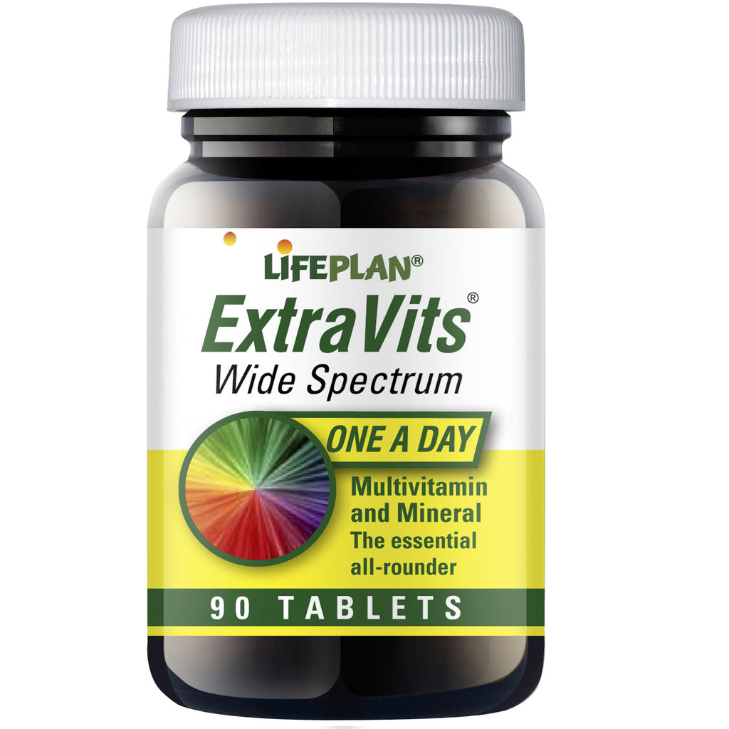 Extravits Wide Spectrum 30 tablets