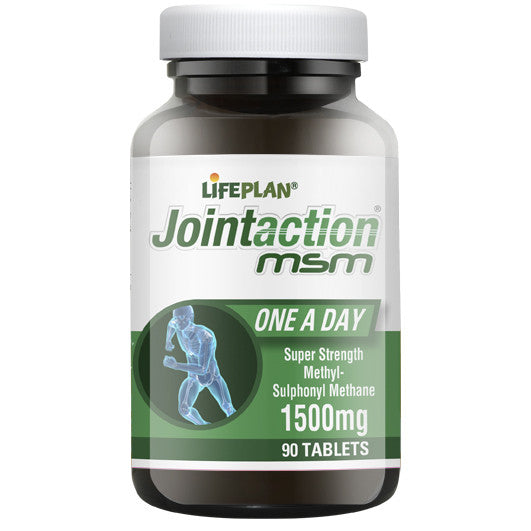 Joint Action MSM 1500mg 90 Tablet