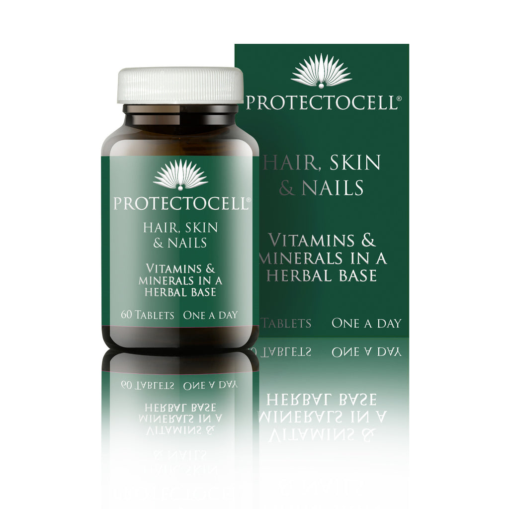 Protectocell Hair Skin and Nails 60 Tablets