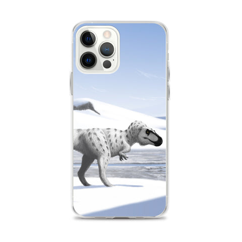 Nanuqsaurus iPhone Case