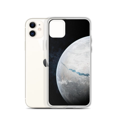 Snowball Earth iPhone Case