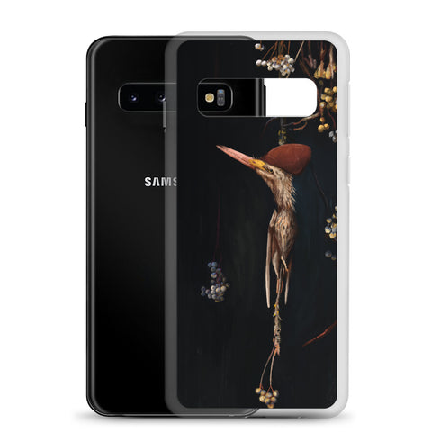 Pterosaur in the Spotlight Samsung phone case