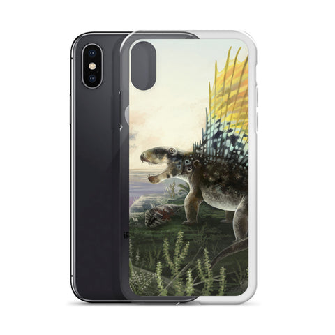 Dimetrodon iPhone Case