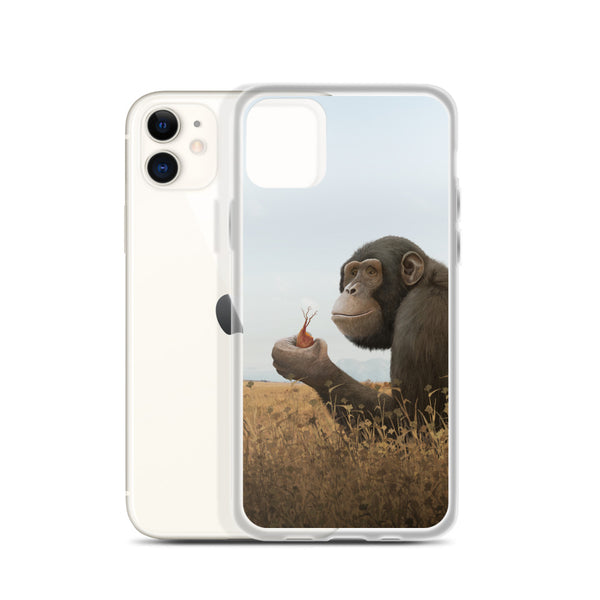 Great Ape Ouranopithecus iPhone Case