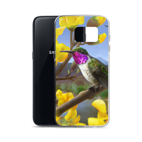 Hummingbird Samsung Case