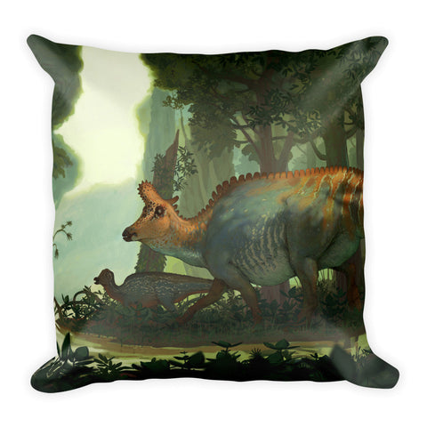 Lambeosaurus pillow