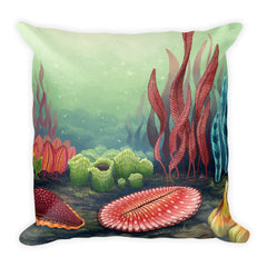 Garden of Ediacara pillow
