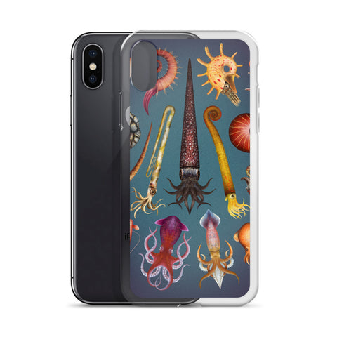 Cephalopods iPhone Case