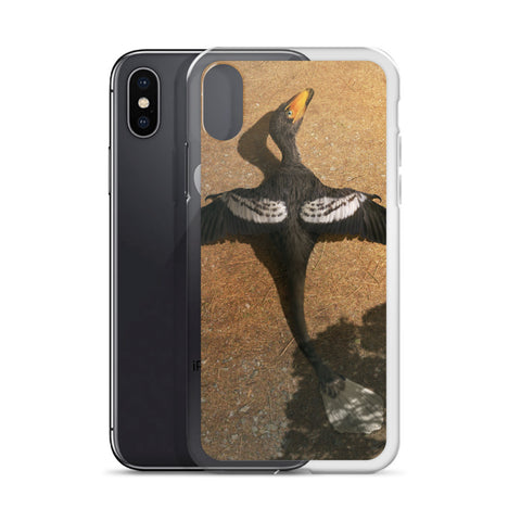 Deinonychus iPhone Case