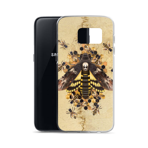 Death's head hawkmoth Samsung Case