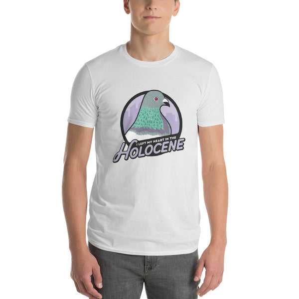 I Left My Heart in the Holocene t-shirt