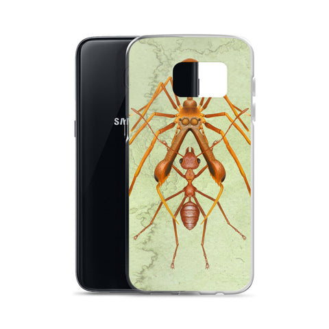 Antmimicking spider Samsung Case