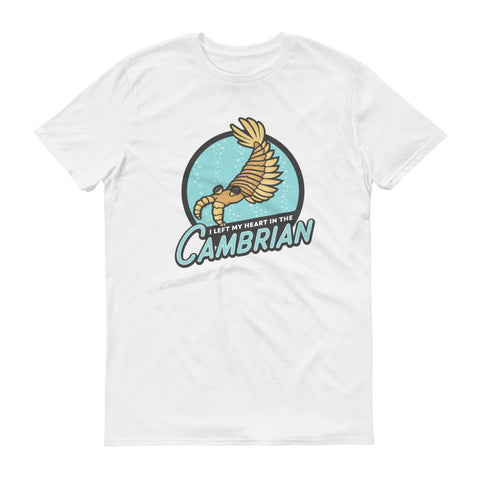 I Left My Heart in the Cambrian T-Shirt