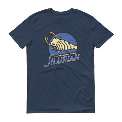 I Left My Heart in the Silurian T-Shirt