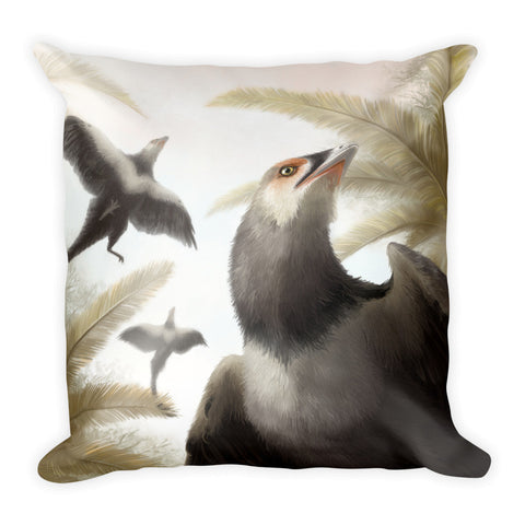 Archaeopteryx pillow