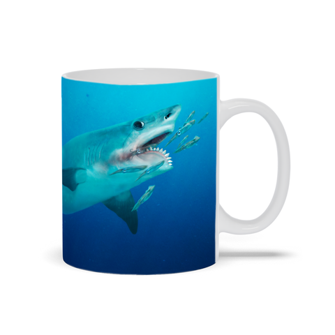 Helicoprion Mug