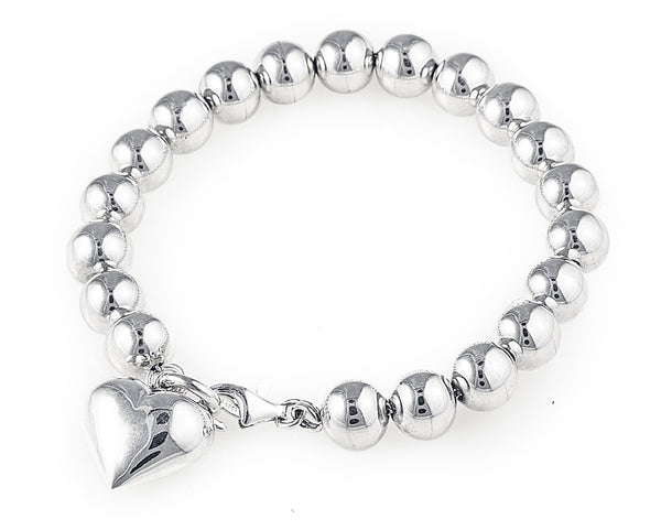 Medium Contessa bracelet with Heart