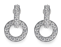 Designer, silver, 925, jewellery, Tiffany, bling, diamonds, earrings, studs, angelina drop earrings,