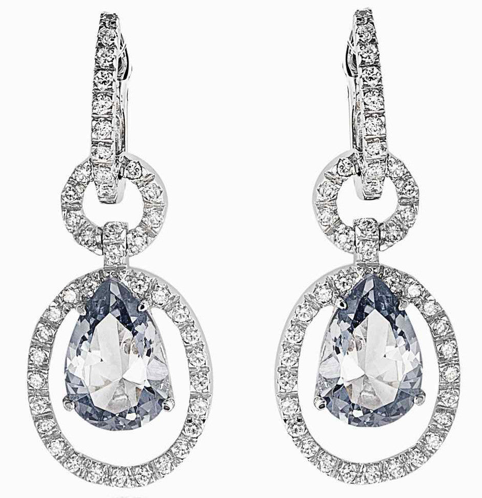 Princess Mary Earrings