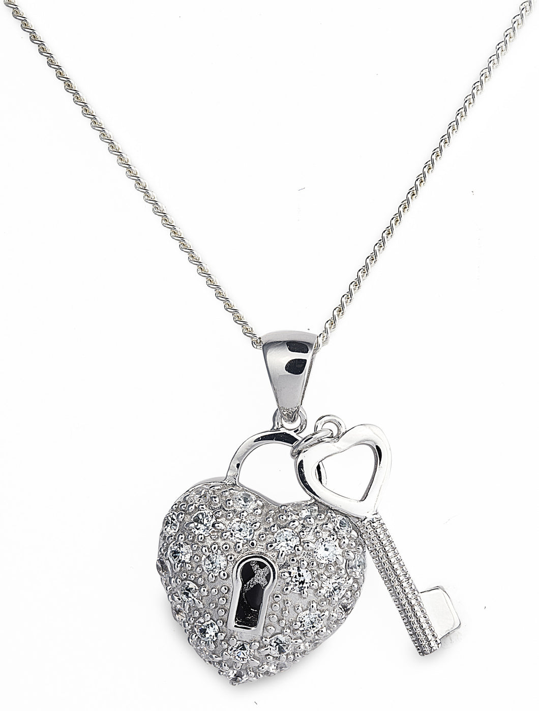 Secret Heart Necklace