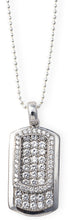 Lade das Bild in den Galerie-Viewer, High Bling Tag Pendant on 80cm Bead Me Up Chain