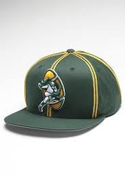 Green Bay Packers Soutache Mitchell and Ness Snapback - NFL Snap Back Cap