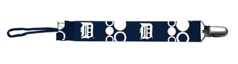 Baby Fanatic Pacifier Clip, Detroit Tigers (Discontinued by Manufacturer)