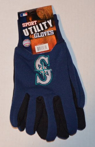 Seattle Mariners Utility Work Gloves