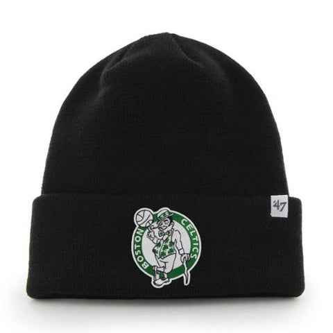 xxx Black Cuff Beanie (B47) Hat - NBA Cuffed Knit Toque Cap