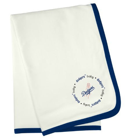 Baby Fanatic Receiving Blanket - Los Angeles Dodgers