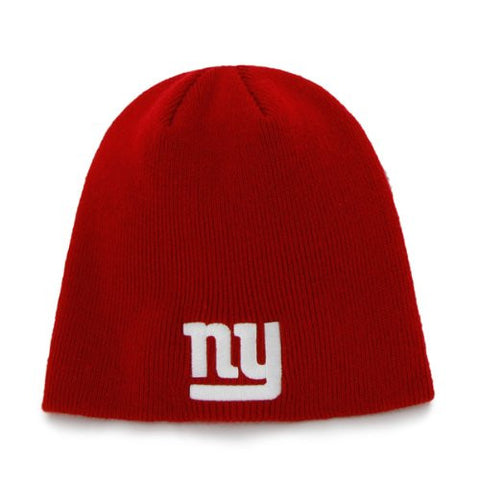 NFL '47 Brand New York Giants Cuffless Domestic Beanie - Red