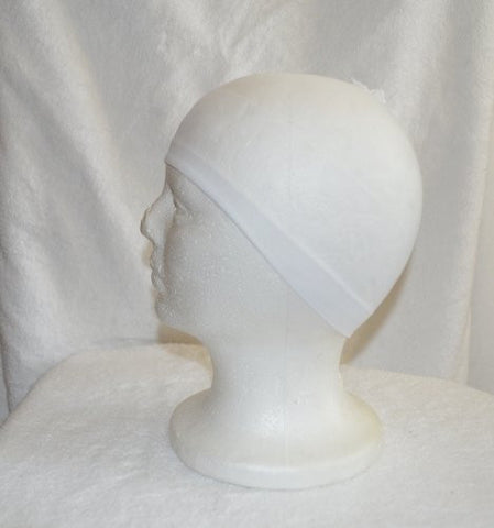White Stocking Wave Caps - (2) Wave Builder Du-rag Hats